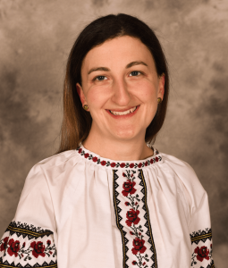 Chaban teacher - Amy Hadley